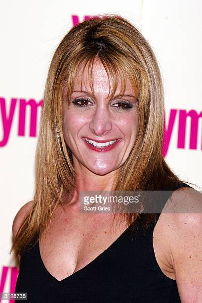Heidi Bressler from the television show The Apprentice arrives at the 5th Annual YM MTV Issue party at Spirit March 24 2004 in New York City