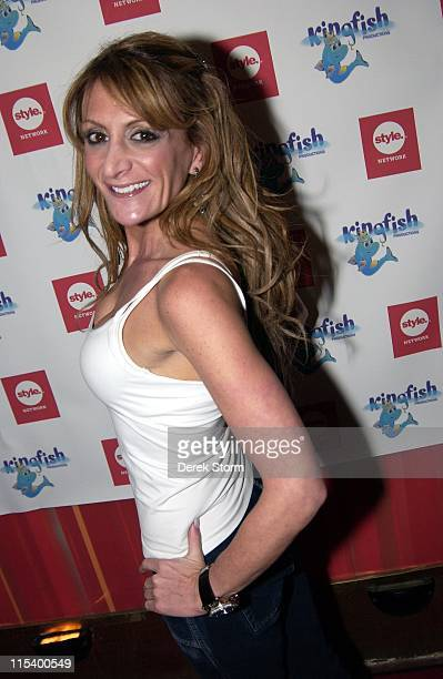 Heidi Bressler of the Apprentice during Keith Collins and E Entertainment's Relationship Rehab Launch for Style Network at Marquee in New York City...