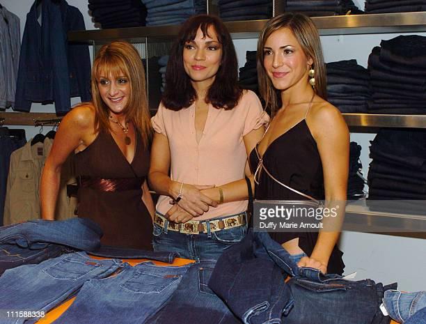 Heidi Bressler Rebecca Dannenberg designer for 7 Jeans and Ereka Vetrini