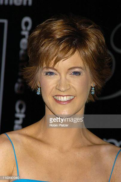 Heidi Collins of CNN's American Morning during American Women in Radio Television 30th Annual Gracie Allen Awards at New York Marriot Marquis Hotel...