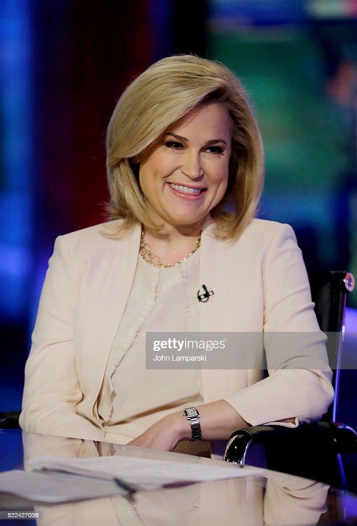 Heidi Cruz Visits FOX News