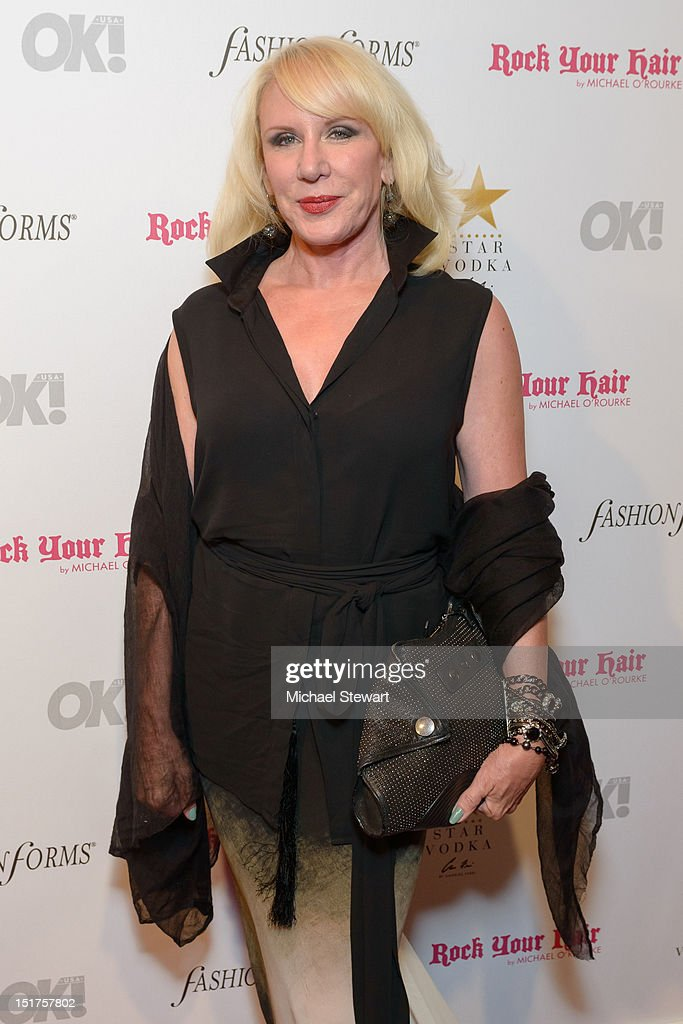 Heidi Dillon attends the OK! Magazine Fashion Week Party at Cielo on September 10, 2012 in New York City.