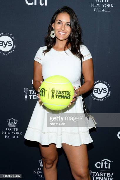 Heidi El Tabakh attends the Citi Taste Of Tennis on August 22 2019 in New York City