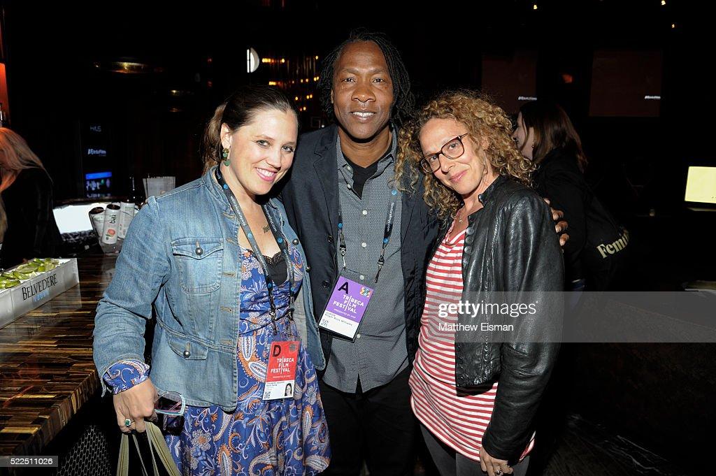 NY: A&E Documentary Filmmakers Party