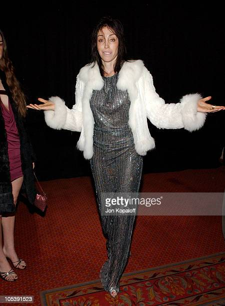 Heidi Fleiss during 2005 AVN Awards Arrivals and Backstage at The Venetian Hotel in Las Vegas Nevada United States