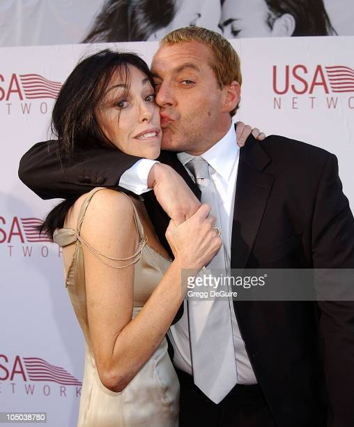 Heidi Fleiss Tom Sizemore during 30th AFI Life Achievement Award A Tribute to Tom Hanks at Kodak Theatre in Hollywood California United States