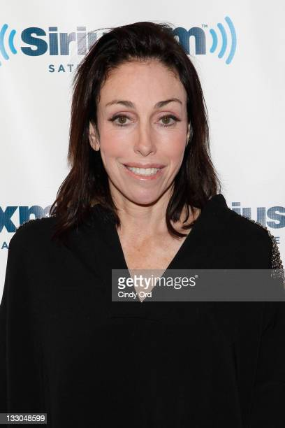 Heidi Fleiss visits SiriusXM to promote her Animal Planet special Heidi Fleiss Prostitutes to Parrots on November 16 2011 in New York City