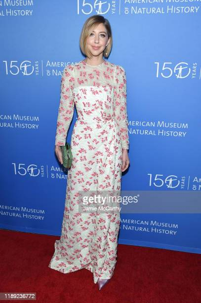 Heidi Gardner attends the American Museum Of Natural History 2019 Gala at the American Museum of Natural History on November 21 2019 in New York City