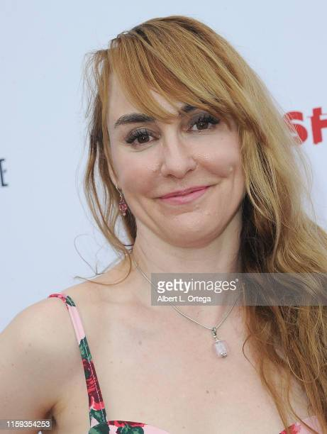 Heidi Honeycutt attends the 6th Annual Etheria Film Showcase held at American Cinematheque's Egyptian Theatre on June 29 2019 in Hollywood California