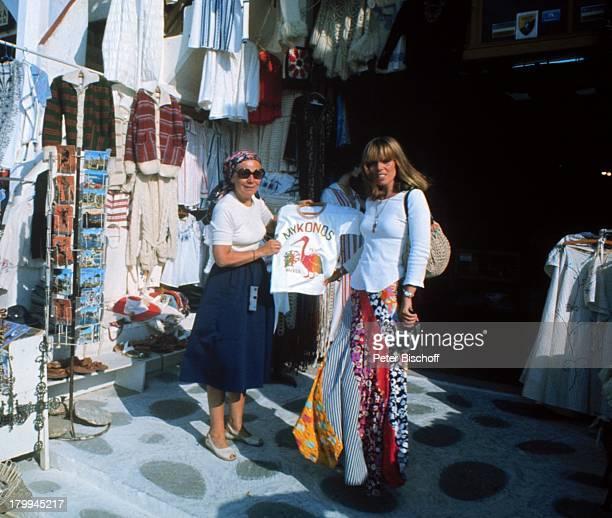 Heidi Kabel Tochter Heidi MahlerKairo/Ägypten Afrika Urlaub StadtbummelSonnenbrille