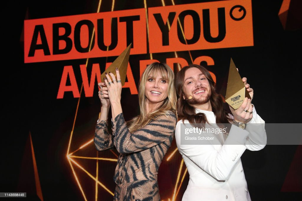 DEU: ABOUT YOU Awards 2019