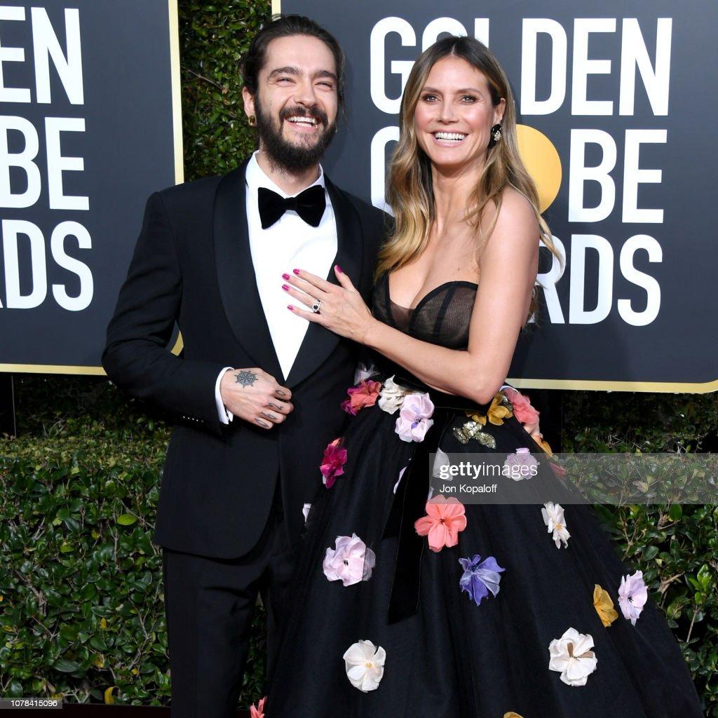 76th Annual Golden Globe Awards - Arrivals : Nachrichtenfoto