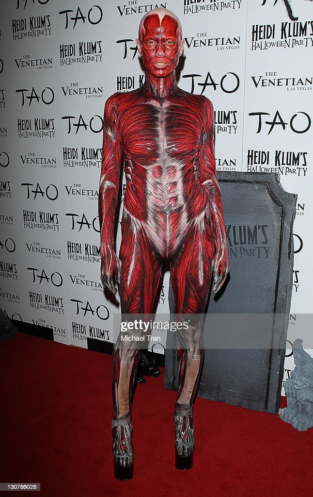 Heidi Klum's 12th Annual Halloween Party