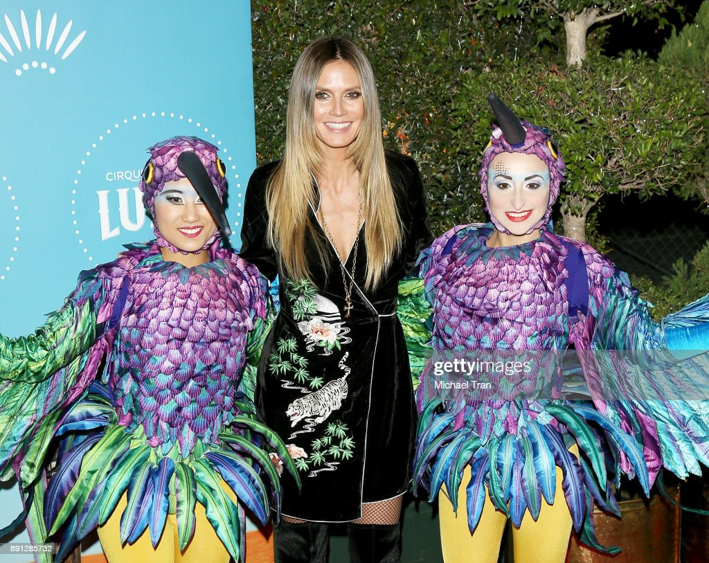 "Cirque du Soleil Presents The Los Angeles Premiere Event Of ""Luzia"" - Arrivals"