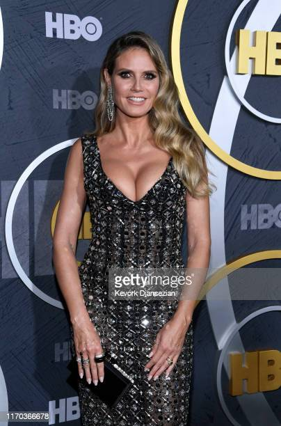 Heidi Klum attends HBO's Post Emmy Awards Reception on September 22 2019 in Los Angeles California