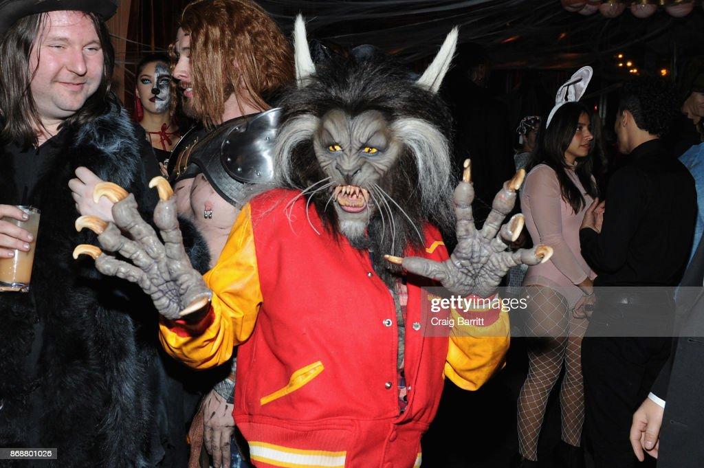 Heidi Klum attends Heidi Klum's 18th Annual Halloween Party