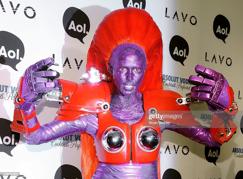 Heidi Klum's 11th Annual Halloween Party : News Photo