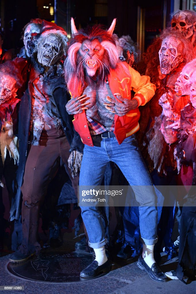 Heidi Klum's 18th Annual Halloween Party Photos and Images | Getty ...