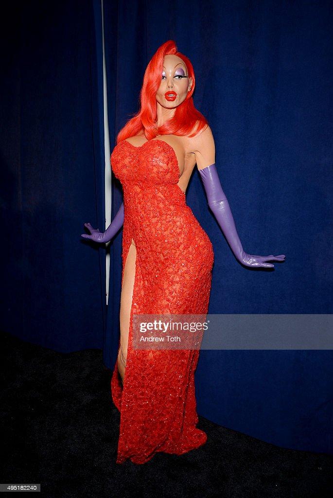 Heidi Klum Halloween Party - Arrivals : News Photo