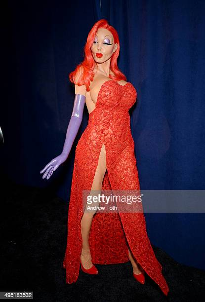 Heidi Klum attends her Halloween Party on October 31 2015 in New York City