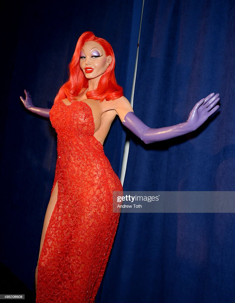 Heidi Klum attends her Halloween Party on October 31, 2015 in New York City.