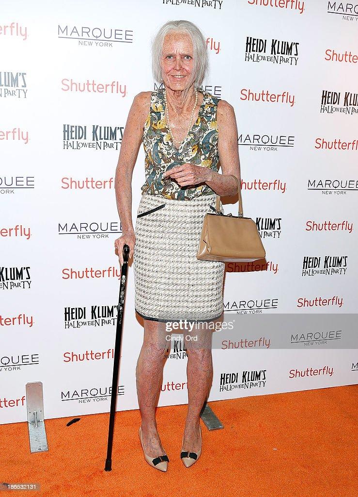 Shutterfly Presents Heidi Klum's 14th Annual Halloween Party At Marquee New York Sponsored By SVEDKA Vodka And smartwater : Fotografía de noticias