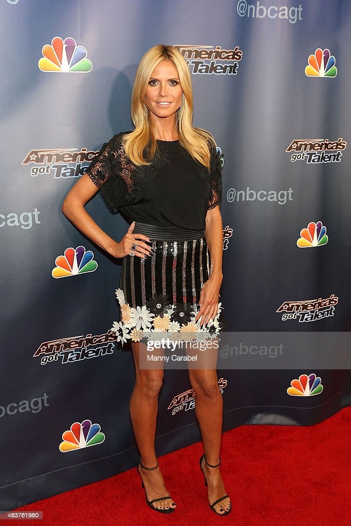 """America's Got Talent"" Post-Show Red Carpet Event"