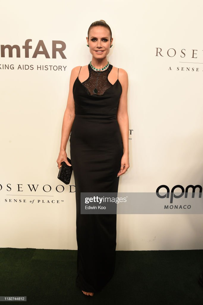 HKG: amfAR Gala Hong Kong 2019 - Red Carpet