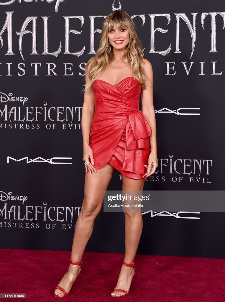 "World Premiere Of Disney's ""Maleficent: Mistress Of Evil""  - Arrivals : News Photo"