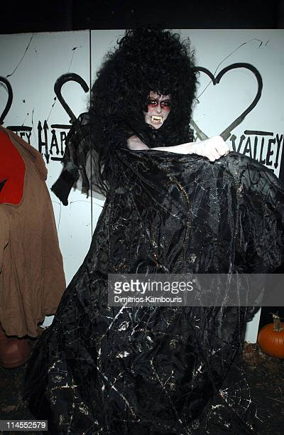 Heidi Klum during Heidi Klum's Halloween Party at Happy Valley - October 31, 2005 at Happy Valley in New York City, New York, United States.