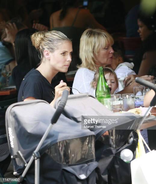 Heidi Klum Photos and Premium High Res Pictures - Getty Images