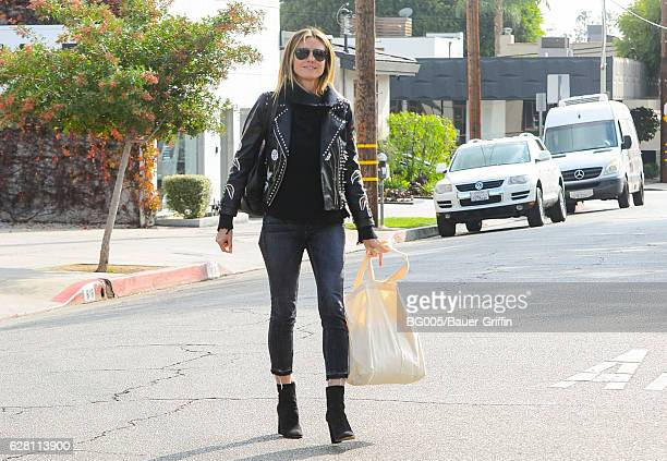 Heidi Klum is seen on December 06 2016 in Los Angeles California
