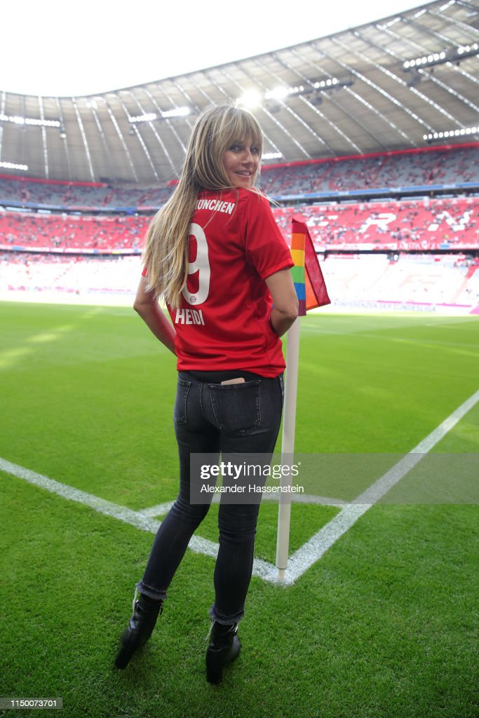 Heidi Klum Bayern