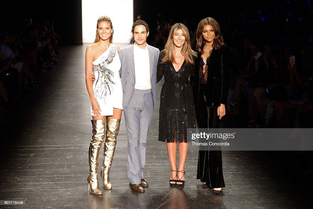 Project Runway - Runway - September 2016 New York Fashion Week: The Shows : News Photo
