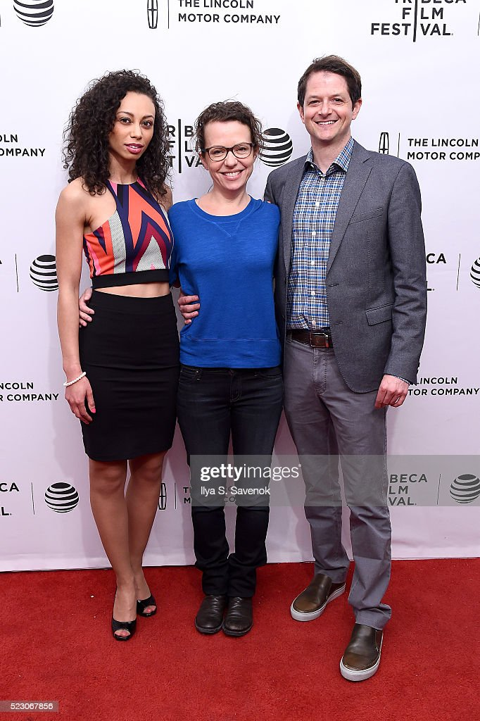 """NY: """"My Blind Brother"""" Premiere - 2016 Tribeca Film Festival"""