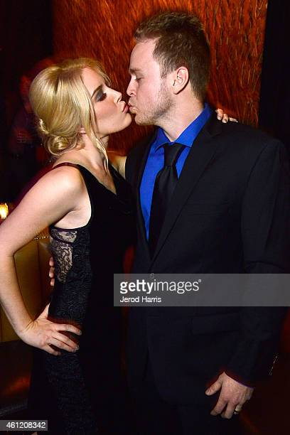 Heidi Montag and Spencer Pratt attend WE tv's joint premiere party for 'Marriage Boot Camp Reality Stars' and 'David Tutera's CELEBrations' at 1 OAK...