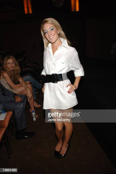 Heidi Montag at the Capitale in New York City, New York