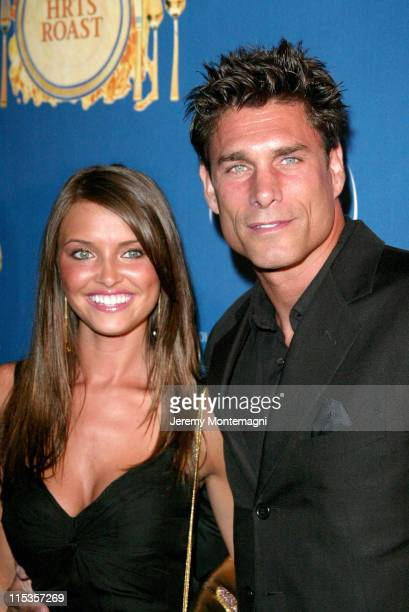 Heidi Mueller and James Hyde during The Hollywood Radio And Television Society's 1st Annual Roast In Honor Of Jeff Zucker at Century Plaza Hotel in...