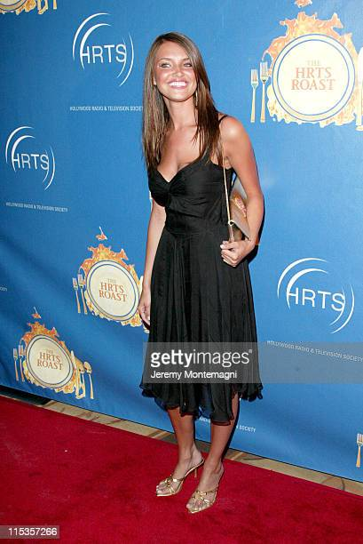 Heidi Mueller during The Hollywood Radio And Television Society's 1st Annual Roast In Honor Of Jeff Zucker at Century Plaza Hotel in Century City CA...
