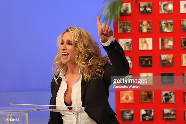 Heidi Newfield appears on 'The Price Is Right' Academy Of Country Music Awards Themed Show at CBS Studios on March 9 2009 in Studio City California