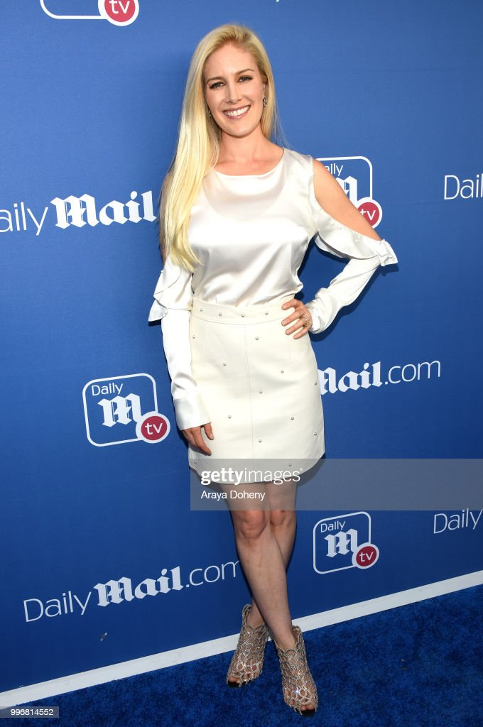 Heidi Pratt attends the DailyMail.com & DailyMailTV Summer Party at Tom Tom on July 11, 2018 in West Hollywood, California.