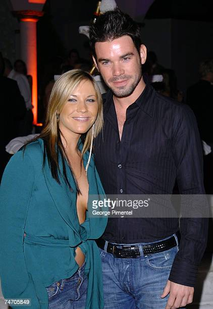 Heidi Range and Dave Berry in