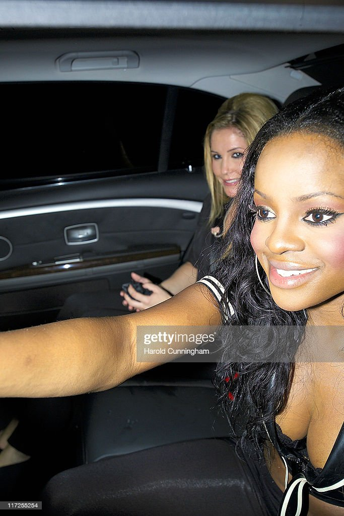 Sugababes in Concert - October 29, 2006 - Arrivals