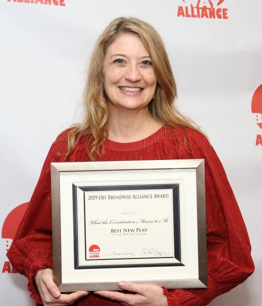 NY: 2019 Off Broadway Alliance Awards Reception