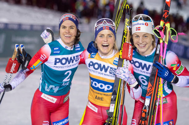SWE: FIS Cross-Country World Cup Are - Women's SP F Final