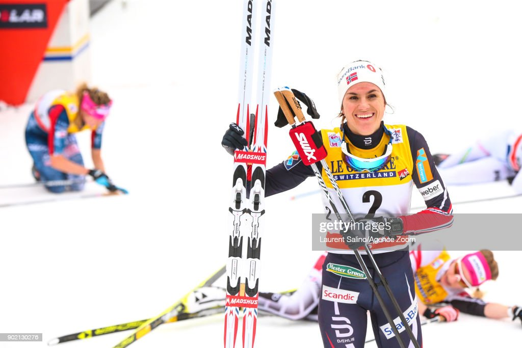 FIS Nordic World Cup  - Women's CC 9 km F Tour de ski