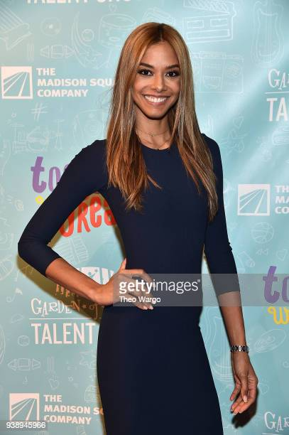 Heidy de la Rosa attends Garden Of Dreams Foundation's 12th Annual Talent Show at Radio City Music Hall on March 27 2018 in New York City