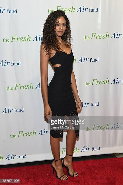 Heidy De la Rosa attends the Fresh Air Fund 140th Birthday Celebration and 2016 Spring Benefit at Pier Sixty at Chelsea Piers on June 2 2016 in New...