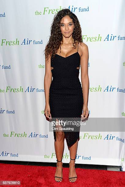 Heidy de la Rosa attends The Fresh Air Fund Spring Benefit 140th Birthday Celebration at Pier Sixty at Chelsea Piers on June 2 2016 in New York City