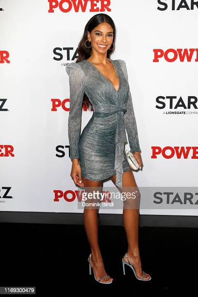 Heidy De la Rosa attends the Power final season world premiere at The Hulu Theater at Madison Square Garden on August 20 2019 in New York City